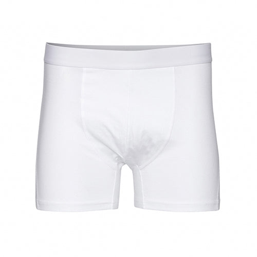 Classic Organic Boxer Briefs Optical White