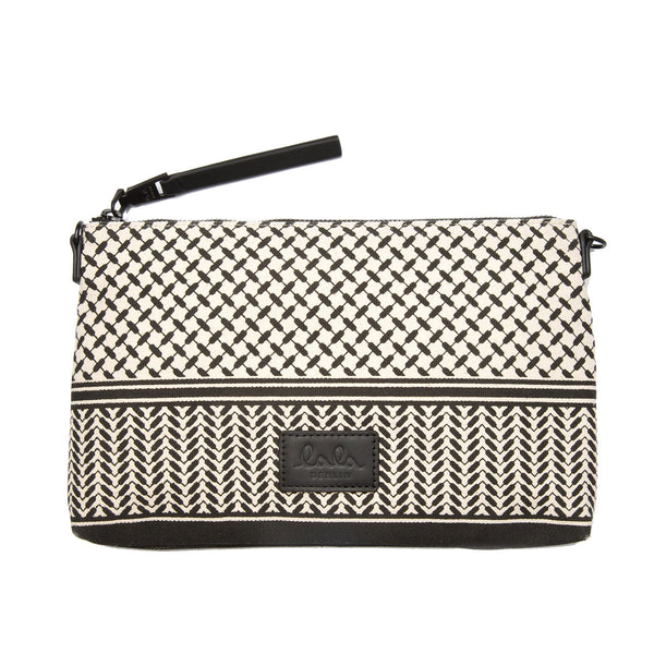 Fabiana Shoulder Bag OFFW/BLACK
