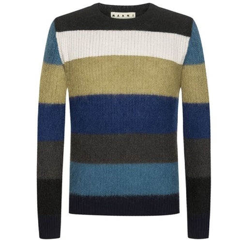 Roundneck Sweater Multicolor
