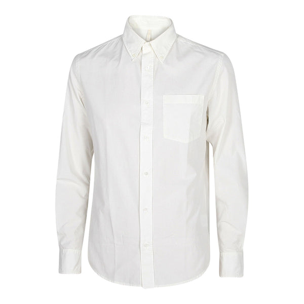 Button Down Shirt OFF WHITE