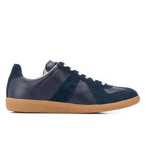Replica Sneakers Dark Blue