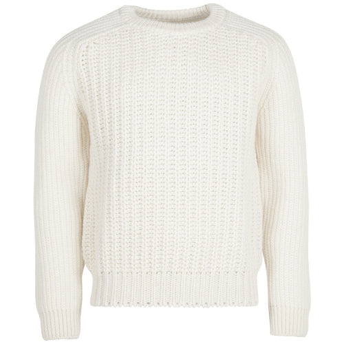 Como Sweater White