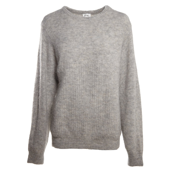 East Jumper Grey Melange