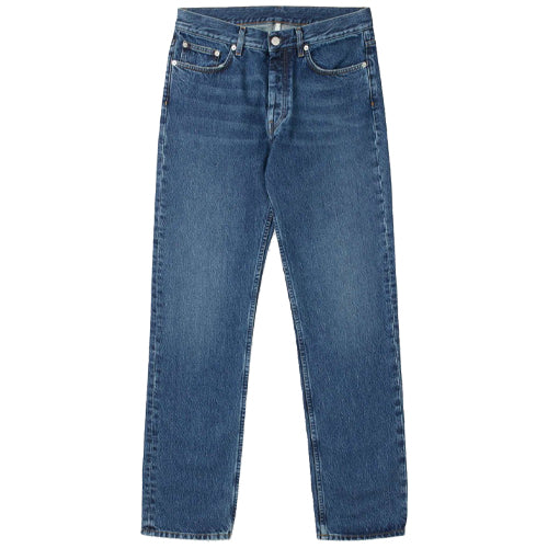 Straight Jeans Blue