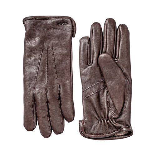 Andrew Gloves Dark Brown