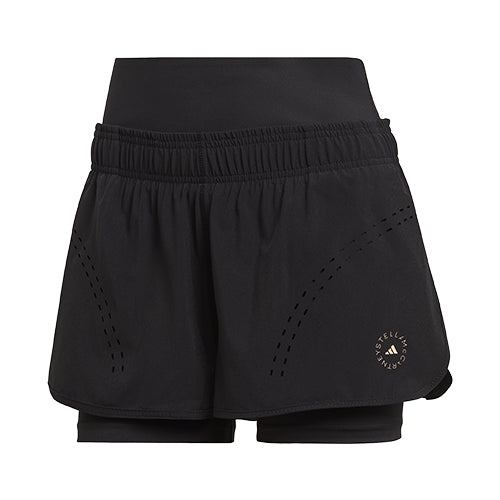 TruePurpose High Shorts Black