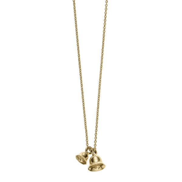 Lys de Sonnette Necklace Gold