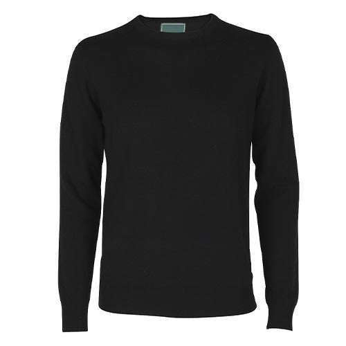 Recycled Cashmere Black