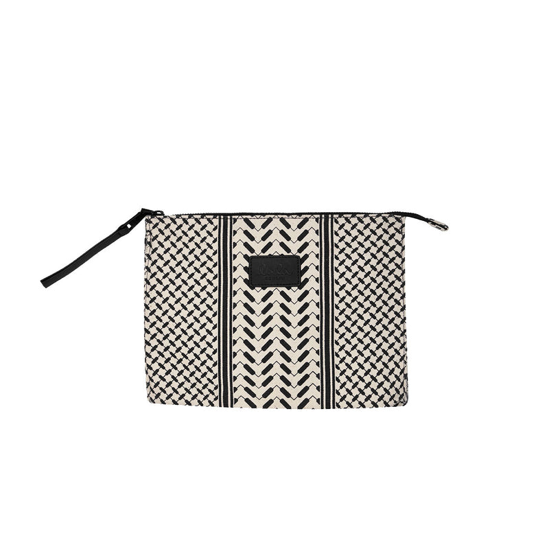 Pouch Small Bag  OFFWHITE/BLACK