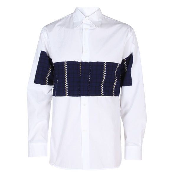 Marni Cotton Poplin Shirt WHITE