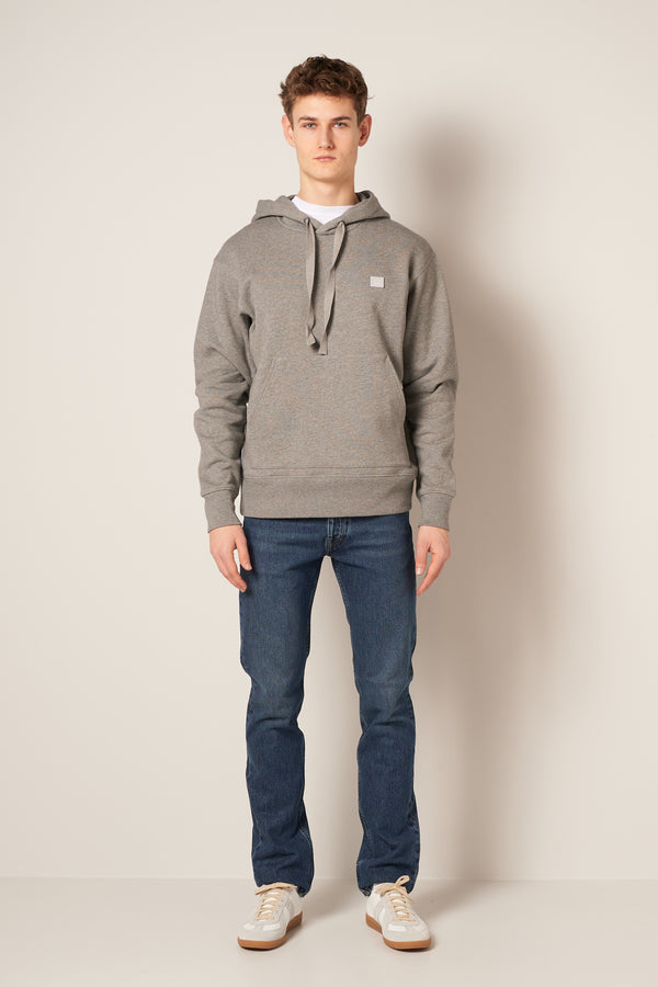Ferris Face Light Grey Melange