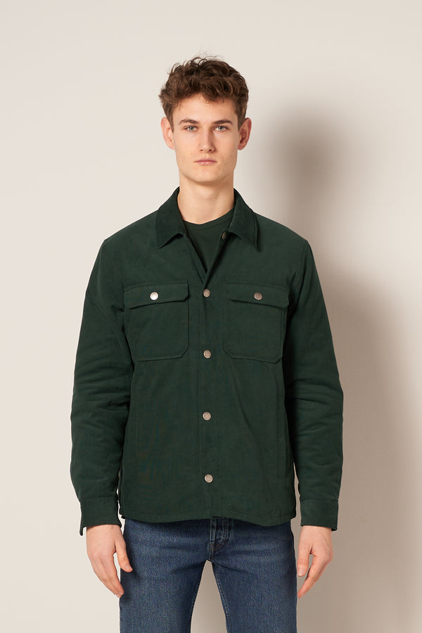 Alex Jacket Dark Green