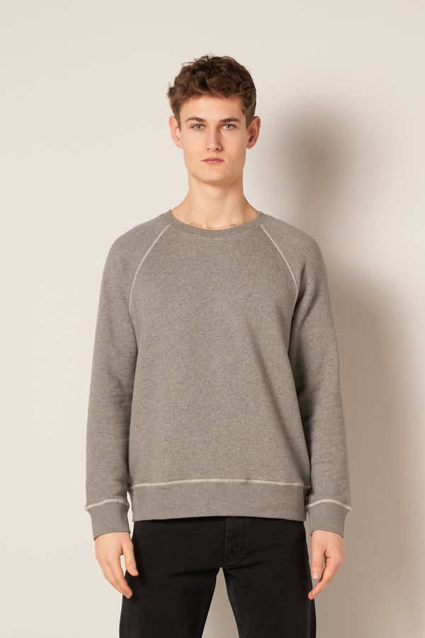 Dowindow Sweatshirt Heather Grey