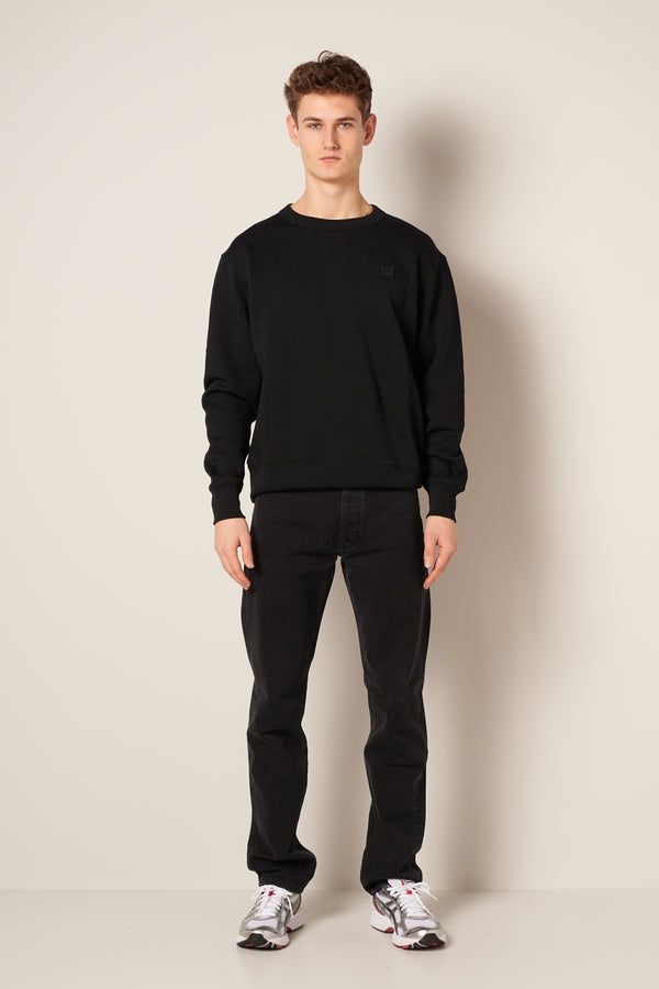 Fairview Face Sweatshirt Black