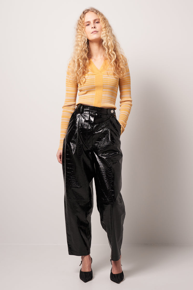 Cleo Pants Leather
