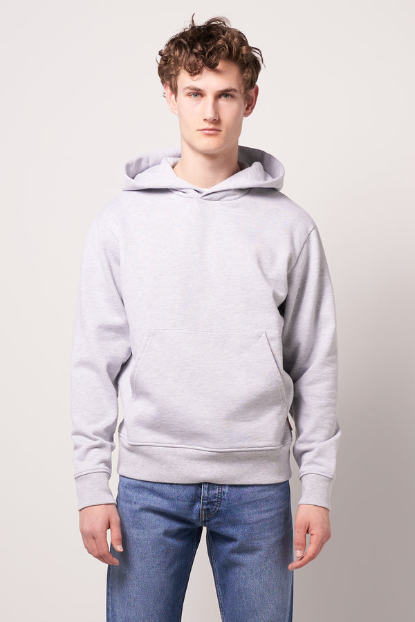 Hooded Sweatshirt Pale Grey