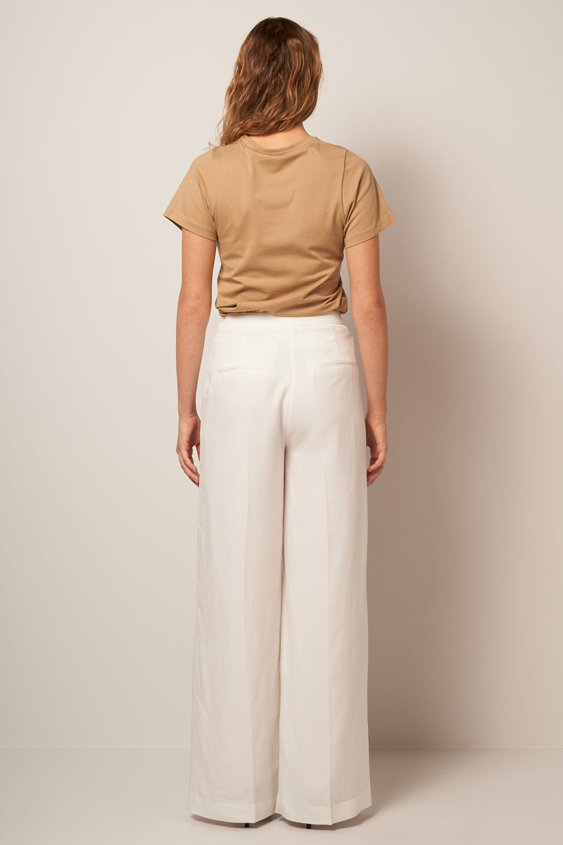 Angelina Pants White