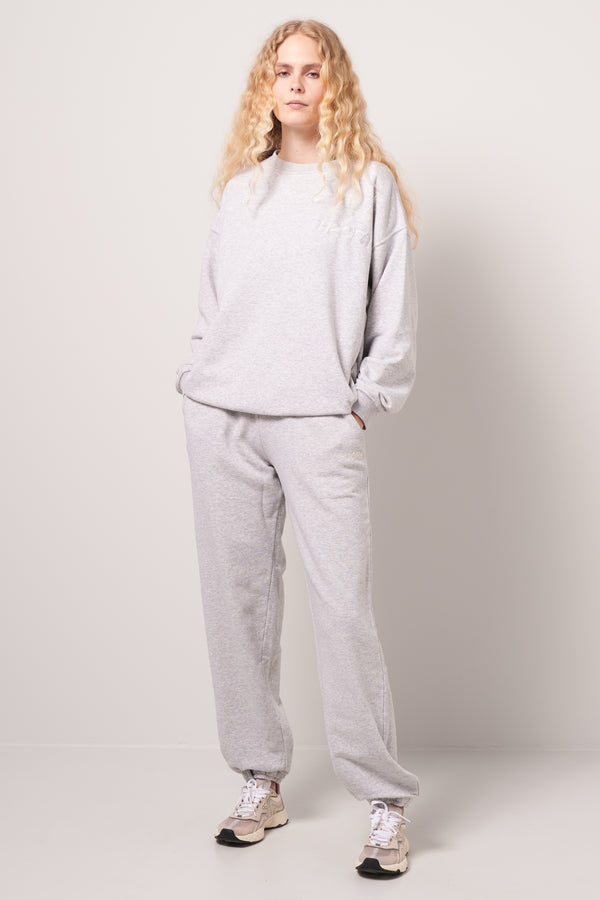 Cream Doctor Sweatshirt Grey Melange