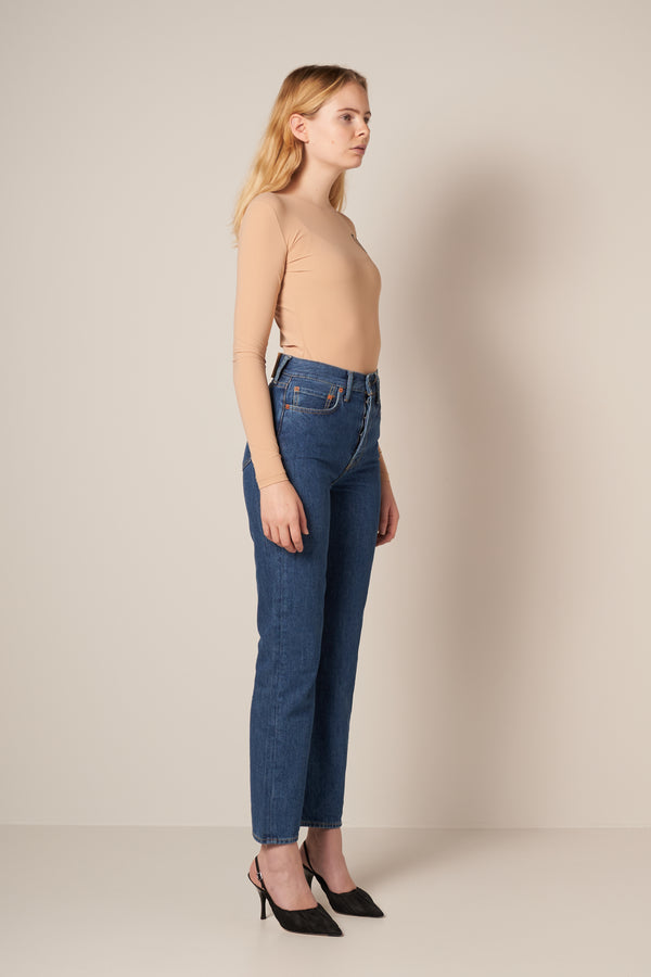 Mece Trash Jeans Dark Blue