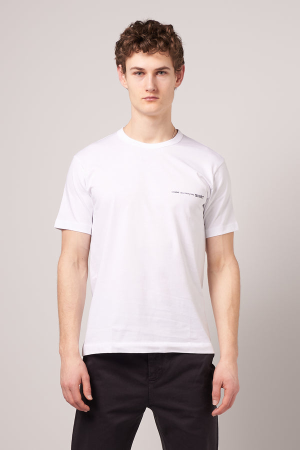 Short Sleeve CDG T-shirt White