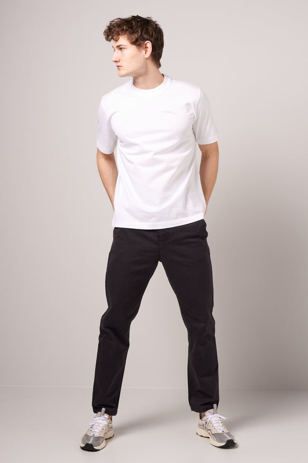 Supima Test Tee White