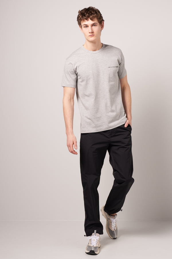 Short Sleeve CDG T-shirt Grey