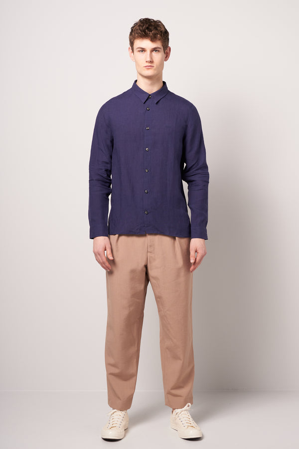 Vincent Shirt Marine