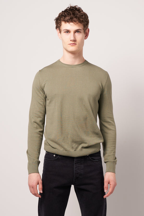 Julien Sweater Grey Green