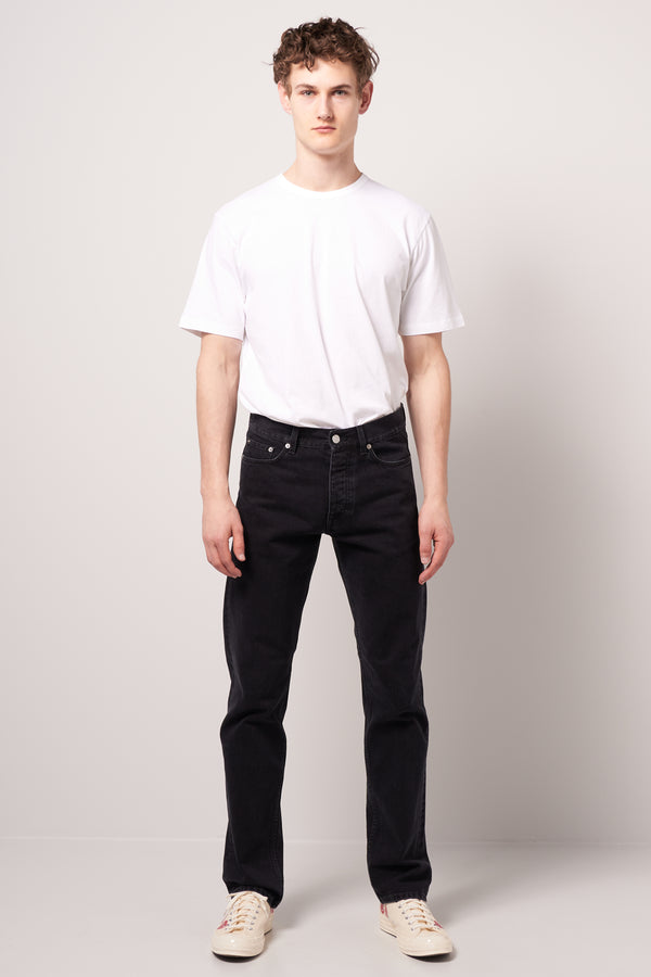 Standard Jeans Washed Black