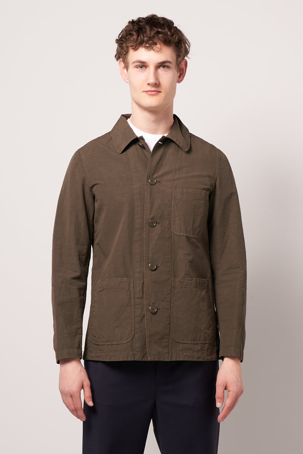 Tadao Summer Jacket Dark Army