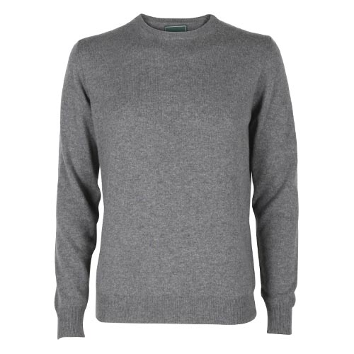 Recycled Cashmere Grey