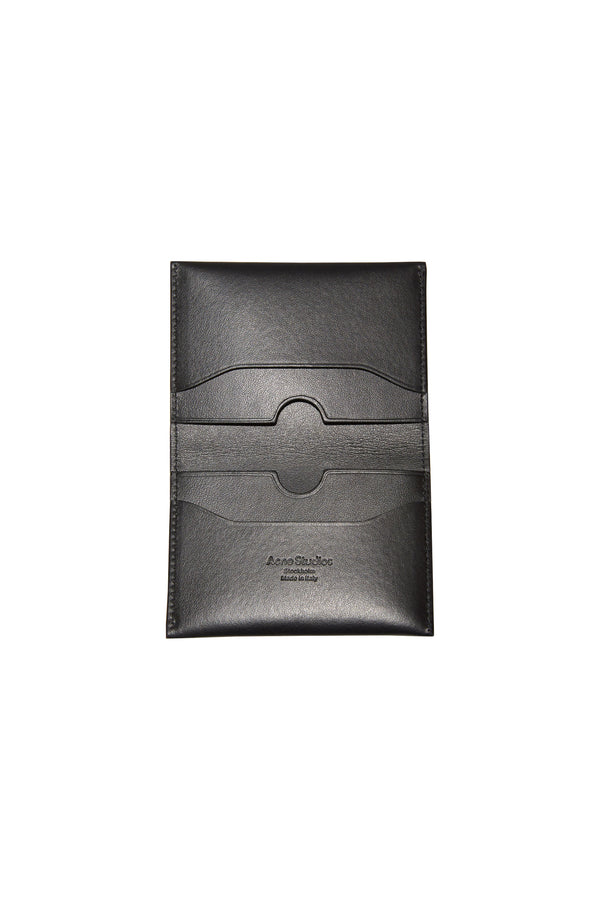 Bifold Card Holder Black
