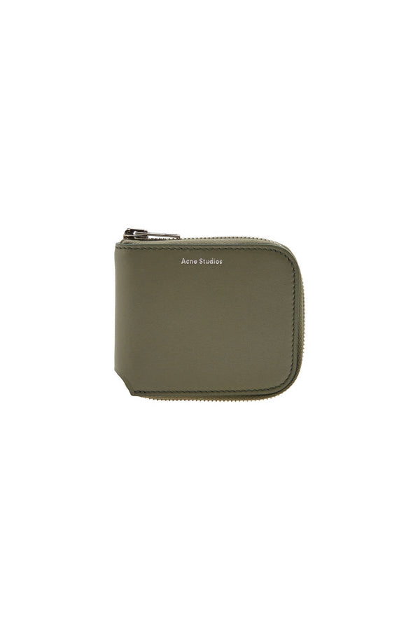 Kei S Wallet Dark Green