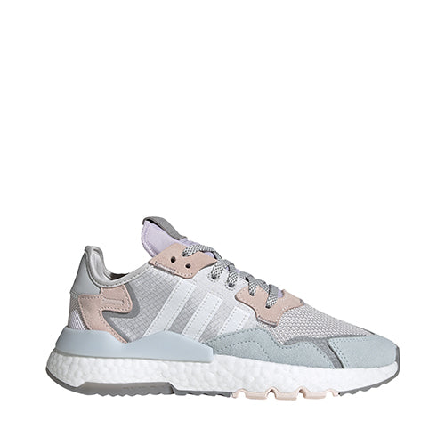 Nite Jogger Sneakers Grey One/Cloud White/Pink Tint