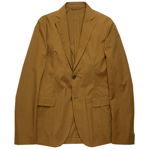 Antibes Wash Cotton Suit Jacket Hunter Green