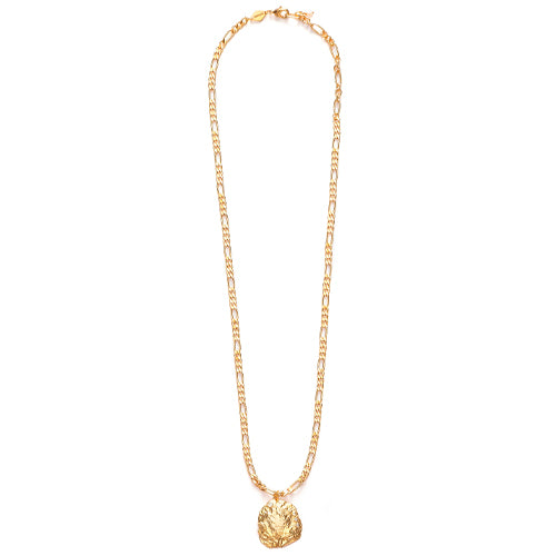 The Shella Necklace Gold