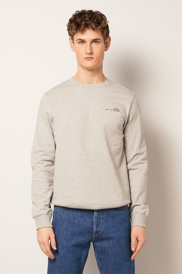 Item Sweatshirt Heather Grey