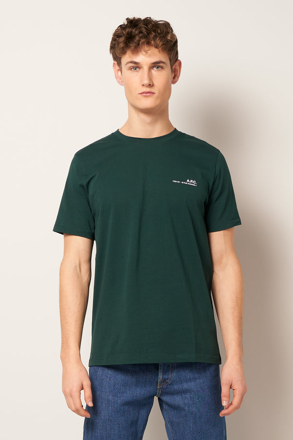 Item T-Shirt Dark Green