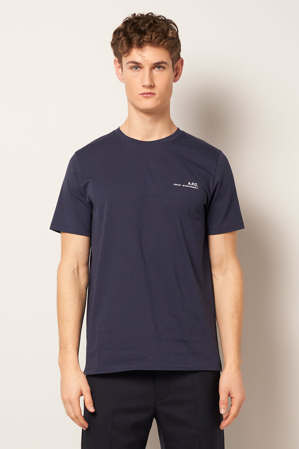 Item T-Shirt Dark Navy