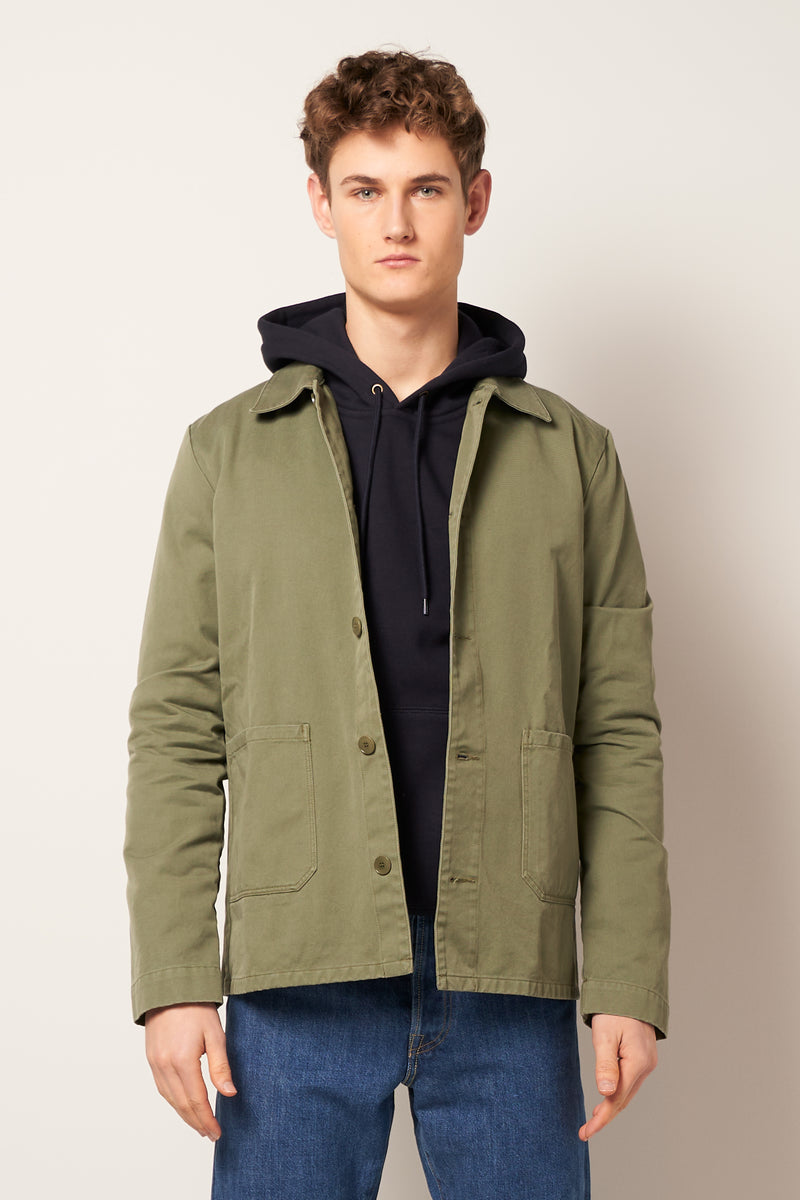 Kerlouan Jacket Green
