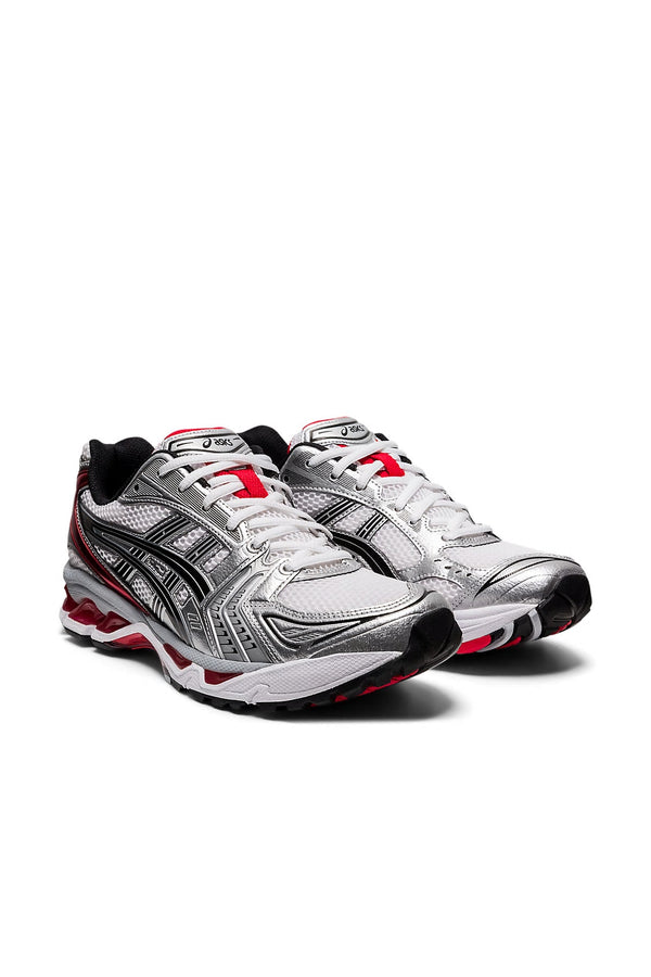 GEL-KAYANO 14 Sneakers White/Classic Red