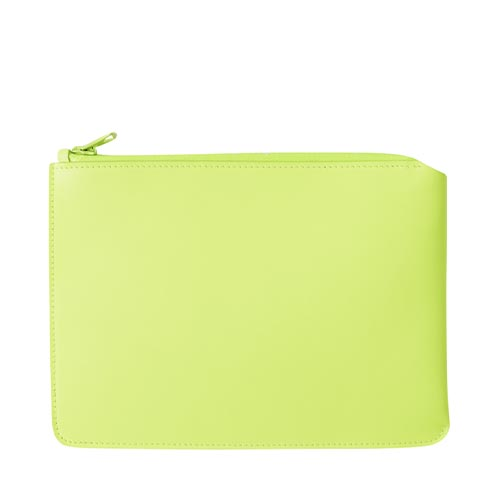 Malachite M Fluo Clutch Fluo Yellow