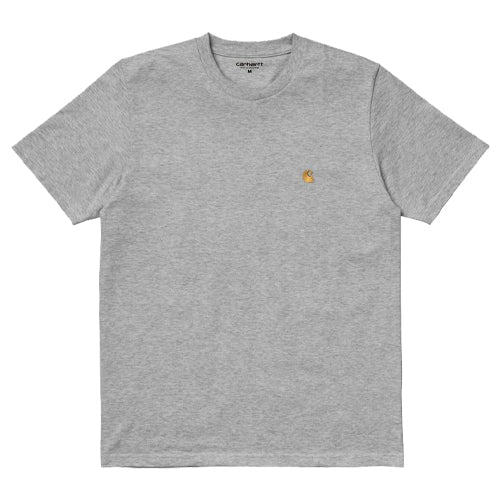 Chase T-shirt Heather Grey