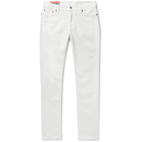 Max Jeans White