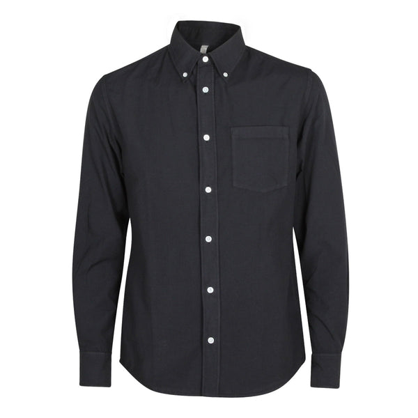 Button Down Shirt Black