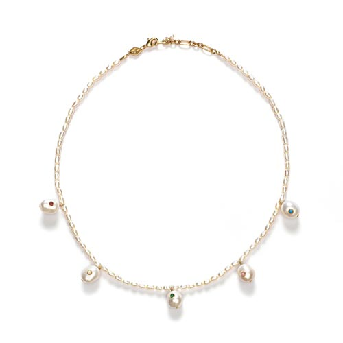 Marianne Necklace Gold