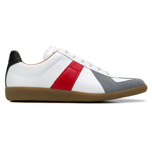 Replica Sneakers WHITE/RED
