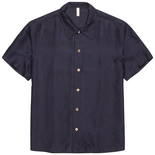 Space Shirt S/S Navy