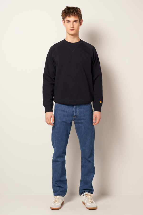 Chase Sweatshirt Dark Navy