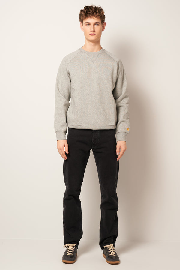 Chase Sweatshirt Heather Grey